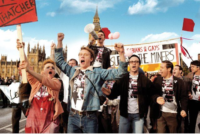 Image from movie Pride